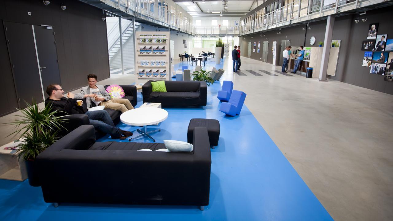 YES!Delft Incubation Program | AlphaGamma