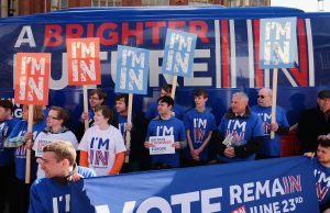 Millennials misrepresented in Brexit vote: analysis
