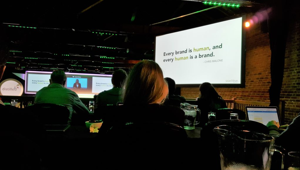 SearchLove London Conference 2016