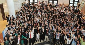 alphagamma International Youth Leadership Conference opportunities