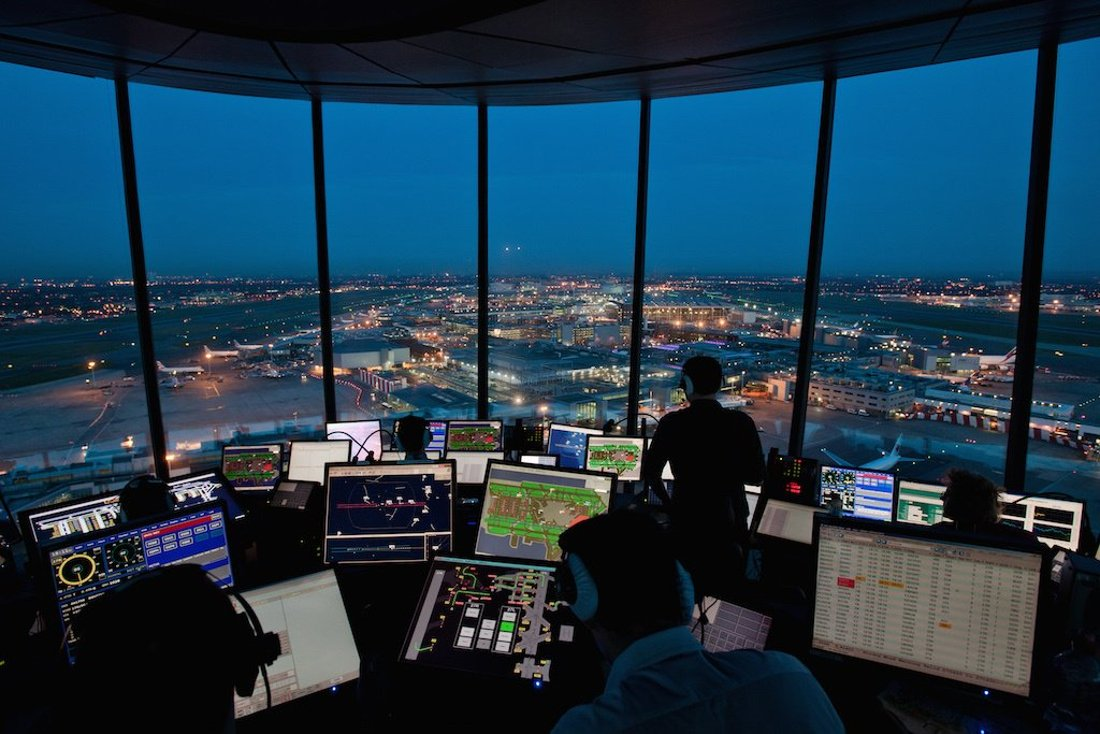 Air Traffic Controller toughest undergraduate degree