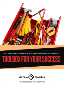 Toolbox for your success