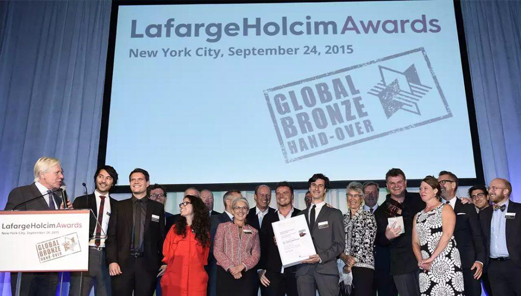 alphagamma LafargeHolcim Awards 2017 International Awards for Sustainable Construction opportunities