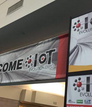 alphagamma iot evolution expo 2017 opportunities