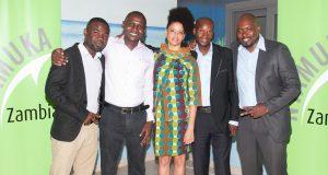 alphagamma Nyamuka Zambia business plan competition entrepreneurship finance opportunities millennials
