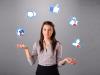 alphagamma what is the value of a social media image entrepreneurship