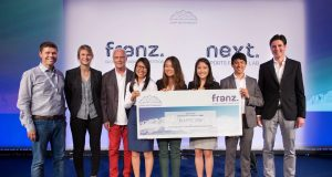 alphagamma Join franz. IDEAS student competition to create the future of sports opportunities