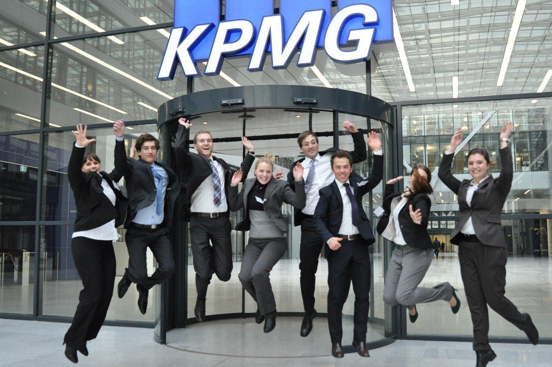 KPMG internship opportunities | AlphaGamma