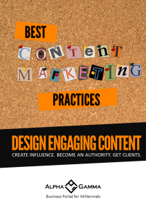 Best content marketing practices