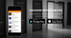 alphagamma launching opportunity feed discover opportunities on your phone entrepreneurship 3