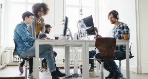 alphagamma the death of 9-5 millennials expect a flexible work schedule entrepreneurship