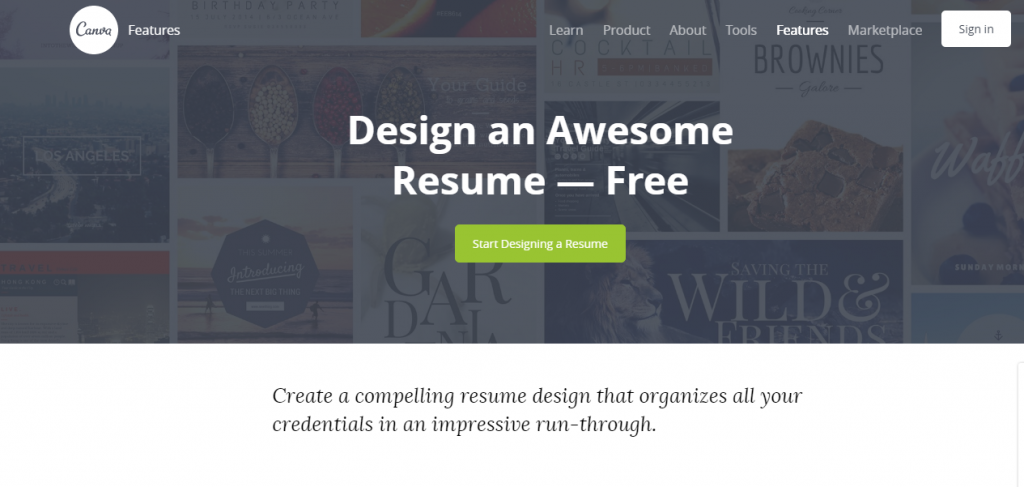 21 resume builders to make a stunning cv online