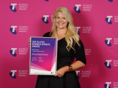 alphagamma Telstra Business Women's Awards 2017 opportunities