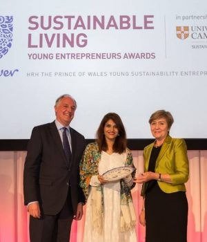 alphagamma Unilever Young Entrepreneur Awards 2017 opportunities