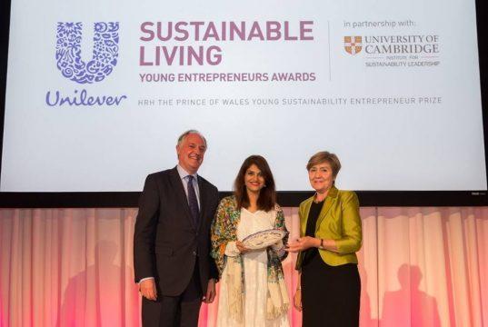 alphagamma Unilever Young Entrepreneur Awards 2017 opportunities