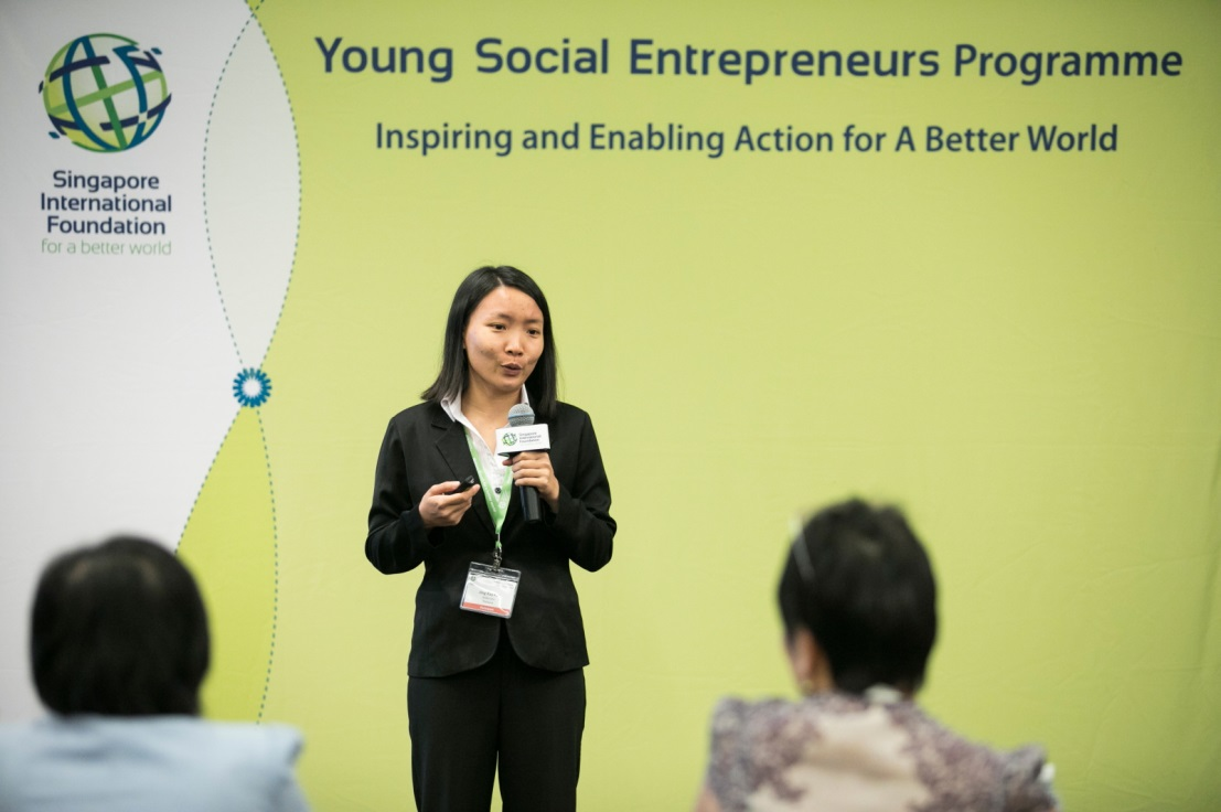 Young Social Entrepreneurs Programme 2019: Start your journey with